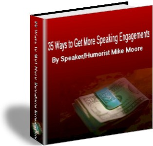get more speaking